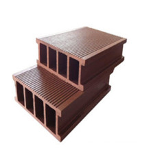 High Quality Hollow WPC Decking with Ce
