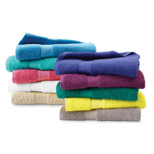 Large Size 100% Cotton Bath Towel Set