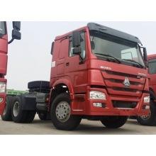 Camion de tête de tracteur de remorquage Sinotruk Howo