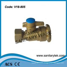 Brass Lockable Ball Valve (V18-805)