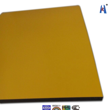 4mm Fireproof Exterior Wall Panel Acm