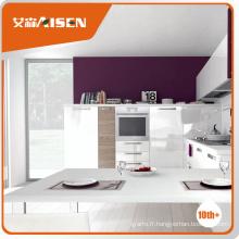 Qualité Garantie usine compacte compacte cuisine cabinet