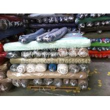 Acción de la tela de la ropa del spandex de CVC para los pantalones o la camisa