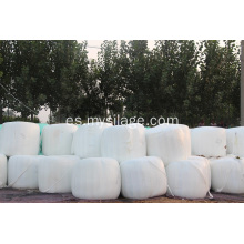 Venta caliente White Silage Wrap Film Width500mm
