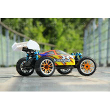 1: 16 Escala PRO Brushless 4WD RC Buggy