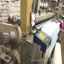 Bon état Used Toyota600 Air Jet Loom Machinery Double buse