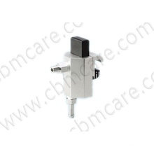 Rail Locking Clamp for Medical Gas Spare Parts