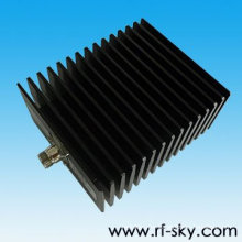Squareness DC-6GHz 100W 20db rf coaxial catv attenuator