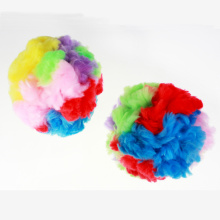 Jumbo Craft Pompom ball Multi colors