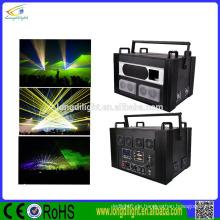 Vollfarbanimation Laserlichtprojektor