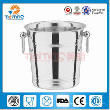 wholesale new product stainless steel foam ice bucket