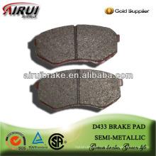 D433 OE Qualität halbmetallic Pad für Toyota
