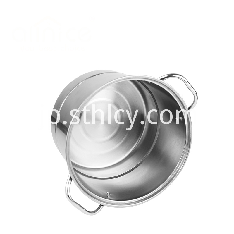 stainless steel large stock pot 3
