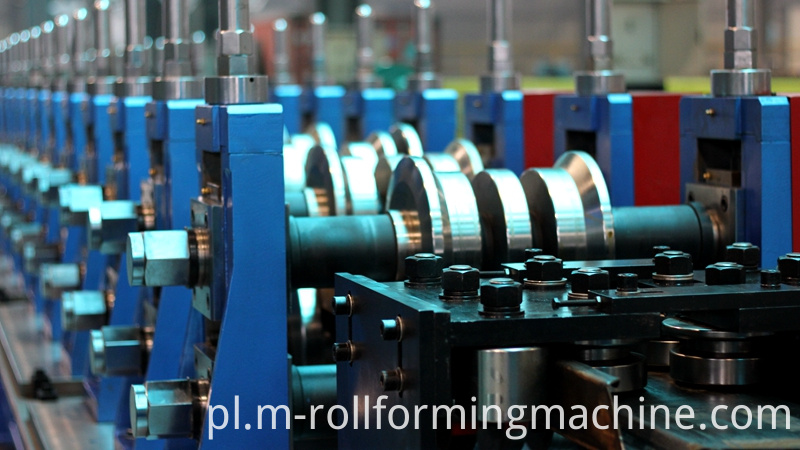 L Angle steel panel roll forming machine