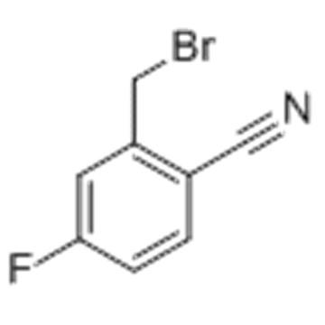 2-CYANO-5-FLUOROBENZYL BROMIDE CAS 421552-12-7