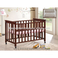Wooden Baby Cot, Baby Bed