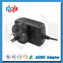 Factory Wholesale 5v 12v 1.2a 2.5a usb power adapter