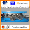 Highway Guardrail Frame Roll Forming Machine
