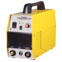 DC Inverter TIG MOS soldador / soldadura TIG200s