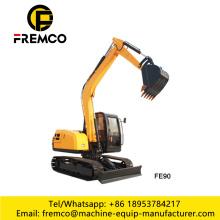FE90 9 ton Earthmoving Equipment Digger