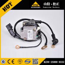 Komatsu WA320-3 Switch 418-43-36122 for Loader Parts