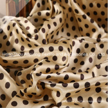 Printed Satin Fabric/100%Polyester Satin Fabric/Silk Fabric