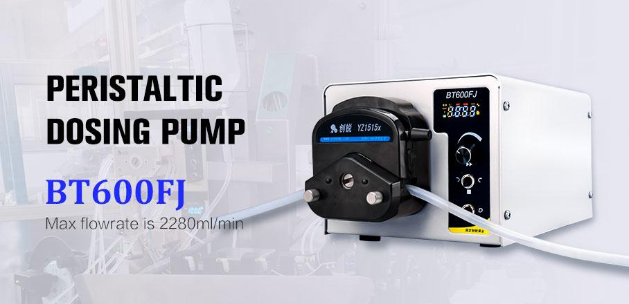 Liquid Filling Pump