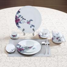 Meilleur Porcelaine Unique vaisselle avec décalque spécial