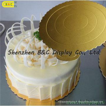 Taille adaptée aux besoins du client et tapis de gâteau de forme, panneaux de gâteau, plateau de gâteau de Qualitu élevé avec le GV (B et C-K062)