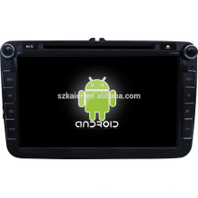 Quad core android Capacitive Touch Screen Android 4.4.4 car dvd player with wifi