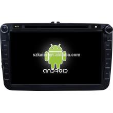 Четырехъядерный планшет емкостный сенсорный экран Android-автомобильный 4.4.4 DVD-плеер с WiFi