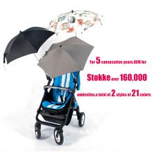 superman bom triciclo parm carrinho de bebê guarda-chuva
