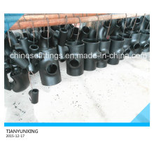Dn15-Dn600 B16.9 Seamless Tee Carbon Steel Pipe Fittings