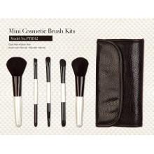 Набор кистей для макияжа Hottest 5 Cosmetic Brush Set