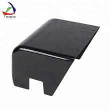Modelo de ABS Material de vacío que forma accesorios de montaje de silla de ruedas de plástico