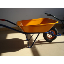 Wheel Barrow (WB6400) Orange Color