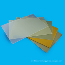 Panel Yellow Laminado de aislamiento 3240