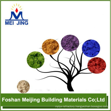 good quality colorful aluminum floor jack for glass mosaic manufacture