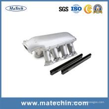 Custom Precision Aluminium Ansaugkrümmer Gussteile