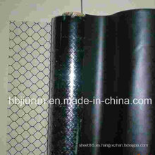 0,3 mm, 0,5 mm, 1 mm de grosor de la red conductiva de la cortina