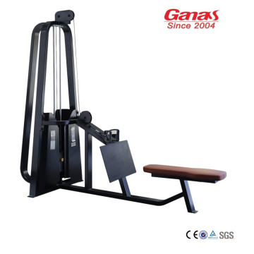 Profesional Pulley Low Machine untuk Gym Fitness