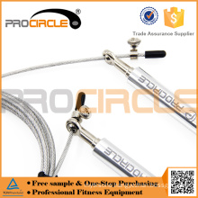 High Quality Aluminium Metal Surge Adjustable Jump Rope