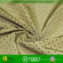 Stern-Design mit Plain gefärbt perforierten Polyester-Gewebe