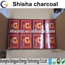 Shisha charcoal/Hookah charcoal environmental friendly product