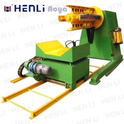 Expansion AutomaticUncoiler For Press Line