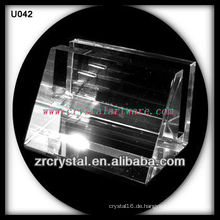 K9 Crystal Business Nme Kartenhalter