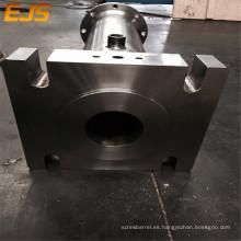 extrusora de goma Tornillo y barril para la máquina de extrusión de pvc alambre