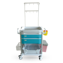 Farboptionaler ABS-Doppel-IV-Pol-Behandlungswagen