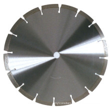 Laser Welding Diamond Saw Blade for Cutting Concrete Pavers (SUCSB)