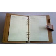 Cahier à spirale personnalisé, cahier à spirale de papier